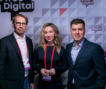 Евгений Паршин, Юлия Тарасова, Юрий Вайсман, Artics Internet Solutions