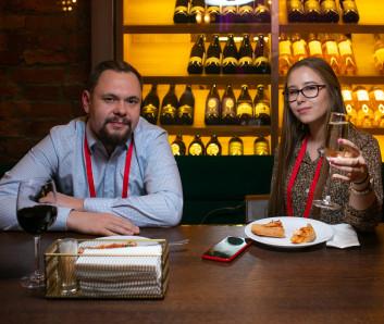Дмитрий Соболев и Наталья Федосеева, Косметика.ру