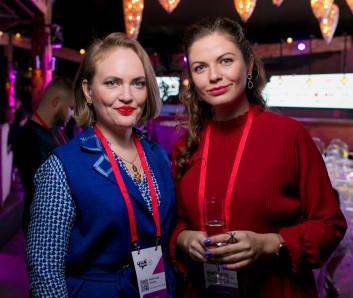 Валентина Теслюк и Светлана Молдаванова, Artics Internet Solutions