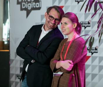 Евгений Паршин и Екатерина Гераськина, Artics Internet Solutions