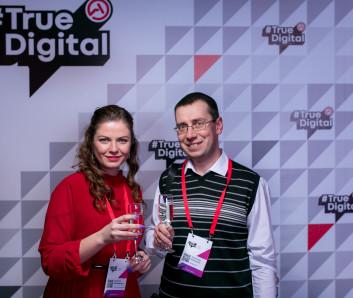 Светлана Молдаванова, Artics Internet Solutions и Александр Дрожников, Samsonite
