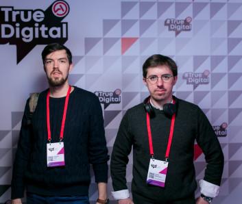 Евгений Повх, KFC и Денис Кравченко, Artics Internet Solutions