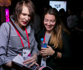 Мария Панкратова, INGRAD и Ольга Евтюхина, Artics Internet Solutions