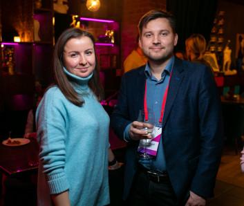 Александра Ласская, Artics Internet Solutions и Алексей Горшков, Sminex