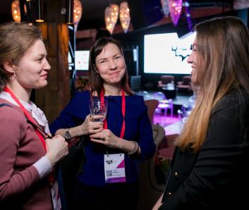 Мария Опарина, Анна Зверева, Aspen Health b Ольга Евтюхина, Artics Internet Solutions