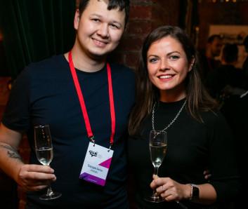 Антон Бородин, HYPERPC и Светлана Молдованова, Artics Internet Solutions