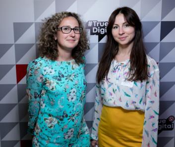 Хорошая фотография Марии Евстигнеевой и Юлии Качалиной