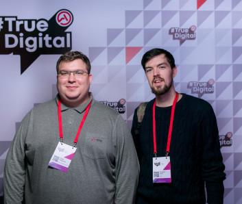 Юрий Гаврилов, Artics Internet Solutions и Евгений Повх, KFC