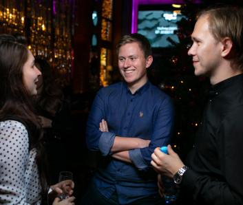 Ксения Сироткина, Пятерочка; Иван Круглов и Дмитрий Князев, Artics Internet Solutions