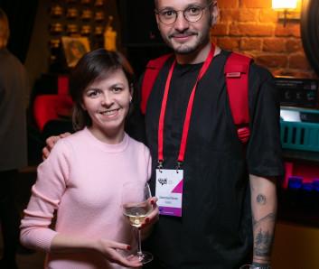 Александра Иванова, Artics Internet Solutions и Максим Шалотенко, Яндекс