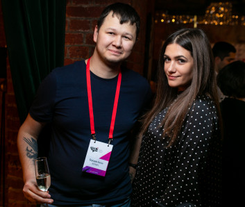 Антон Бородин, HYPERPC и Нелли Веретенникова, Artics Internet Solutions