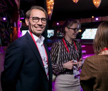 Евгений Паршин и Екатерина Гераськина, Artics Internet Solutions, Наталья Ломакина Aspen Health