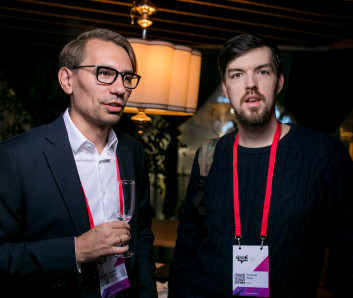 Евгений Паршин, Artics Internet Solutions и Евгений Повх, KFC