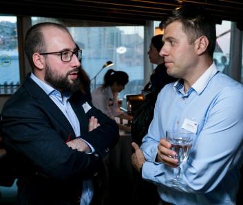 Яков Пейсахзон и Юрий Вайсман снова трут за диджитал