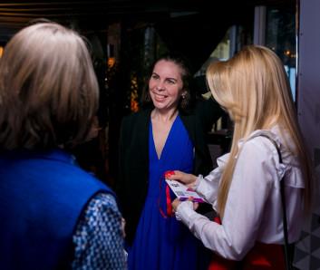 Валентина Теслюк, Artics Internet Solutions, Юлия Волкова и Ольга Маховская, Inchcape