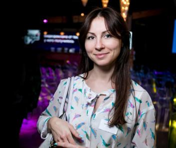 Еще одна фотография с Юлией Качалиной