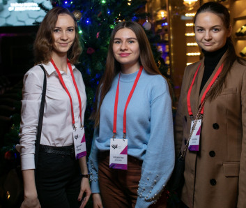 Елена Лукина, Анна Лебедева, Алина Шустова, Ecco Shoes