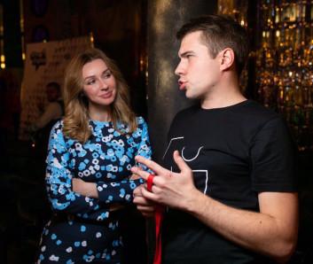 Юлия Тарасова, Artics Internet Solutions и Сергей Миляев, Везет