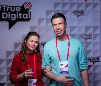 Светлана Молдаванова, Artics Internet Solutions и Егор Андреев, KFC